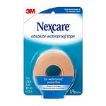 Nexcare Absolute Waterproof Wide Tape, 1 1/2 in. x 180 in. (5 yd.)