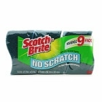Scotch-Brite Multi Purpose Scrub Sponge- 9 ea