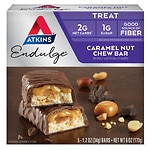Atkins Endulge Treats, 5 pk, Caramel Nut Chew- 1.2 oz