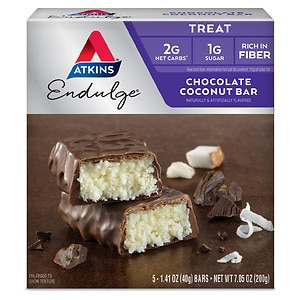 Atkins Endulge Treats, 5 pk, Chocolate Coconut- 1.4 oz