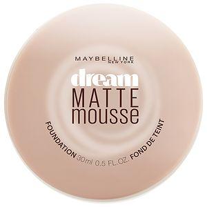 Maybelline Dream Matte Mousse Foundation, Cocoa, .64 oz