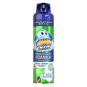 Scrubbing Bubbles Mega Shower Foamer- 20 oz
