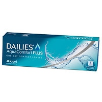 DAILIES AquaComfort Plus 30pk Contact Lens