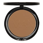 IMAN Luxury Pressed Powder, Clay Medium-Dark