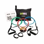 GoFit Ultimate Pro Gym, DVD Manual and Carry Bag