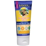 Badger SPF 30 Sunscreen Cream - Lavender 2.9oz, Lavender