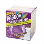 Kaboom Scrub Free! Continuous Toilet Cleaning System