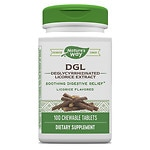 Enzymatic Therapy DGL Deglycyrrhizinated Licorice, Tablets- 100 ea