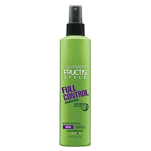 Garnier Fructis Style Full Control Anti-Humidity Hairspray, Ultra Strong