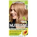 Garnier Nutrisse Permanent Haircolor, Medium Natural Blonde 80