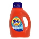Tide Liquid Detergent for Coldwater, 26 Loads, Fresh Scent