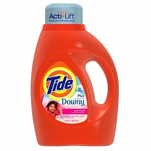 Tide Liquid Detergent plus a Touch of Downy, 24 Loads, April Fresh&nbsp;