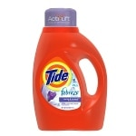 Tide Liquid Detergent plus Febreze, 26 Loads, Spring & Renewal
