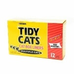 Tidy Cats Box Liners- 12 ea