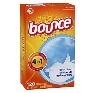 Bounce dryer sheets coupons