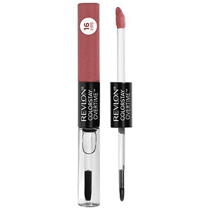 Revlon ColorStay Overtime Liquid Lipcolor, Bare Maximum 350