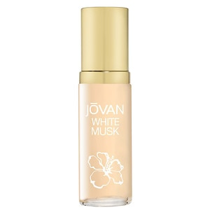 Jovan Cologne Spray, White Musk for Women, 2 fl oz