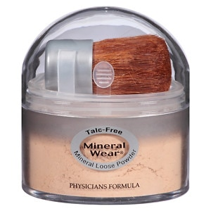 Physicians Formula Mineral Wear Talc-Free Loose Powder, Natural Beige 2453