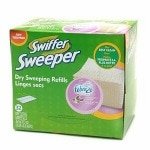 Swiffer Sweeper Dry Sweeping Cloths with Febreze, Febreze, Lavender & Vanilla Comfort