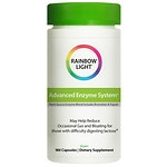 Rainbow Light Advanced Enzyme System, Vcaps