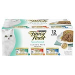 Fancy Feast Gourmet Cat Food, Variety Pack, 3 Flavor