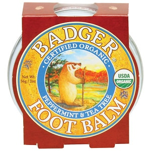 Badger Foot Balm- 2 oz