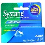 Systane Lubricant Eye Ointment, Nighttime- 3.5 g