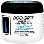 Doo Gro Medicated Hair Vitalizer, Mega Thick Anti-Thinning Formula- 4 oz