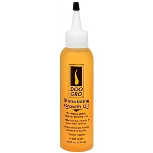 Doo Gro Stimulating Growth Oil- 4.5 fl oz
