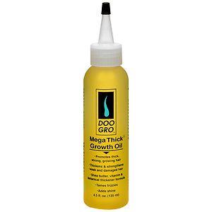 Doo Gro Mega Thick Growth Oil- 4.5 fl oz