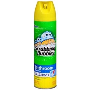 Scrubbing Bubbles Powerful Foam Lemon