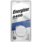 Energizer Watch Electronic Watch/Electronic Battery, 2450, 3.0v