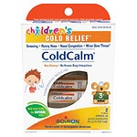 Boiron Children's Coldcalm, Pellets, 2 pk