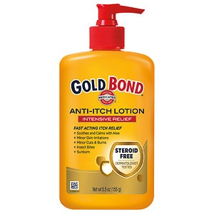 Gold Bond Anti-Itch Lotion- 5.5 oz