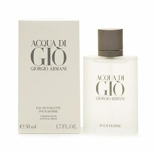 Giorgio Armani Acqua Di Gio for Men Eau de Toilette Spray, 1.7 fl oz