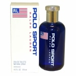 Ralph Lauren Polo Sport Eau de Toilette Spray- 4.2 fl oz