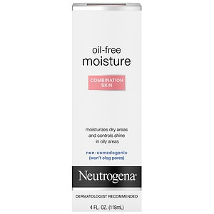 Neutrogena Oil-Free Moisture, Combination Skin- 4 fl oz