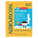 Neosporin Maximum Strength + Pain Relief- .5 oz