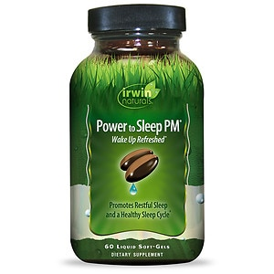 Irwin Naturals Power to Sleep PM- 60 ea