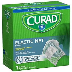 Curad Hold Tite Tubular Stretch Bandage, Large- 5 yds