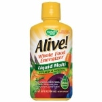 Nature's Way Alive Liquid Multi, Citrus Flavor