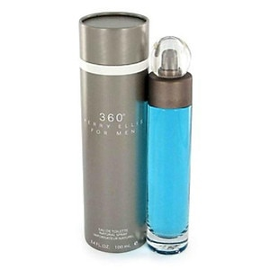 Perry Ellis 360 Cologne Eau de Toilette Spray for Men- 3.4 fl oz