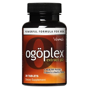 Ogoplex Prostate & Climax Saw Palmetto Supplement, Capsules- 30 ea
