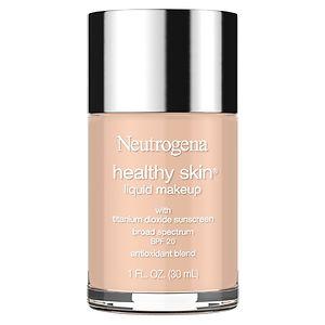 Neutrogena Healthy Skin Liquid Makeup SPF 20, Medium Beige