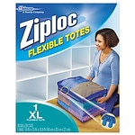 Ziploc Flexible Totes, XL- 1 ea