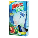 Windex Outdoor, All-In-One Glass Cleaning Tool