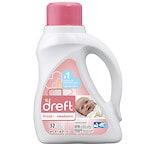 Dreft Liquid Laundry Detergent (HEC) 32 loads, Stage 1: Newborn