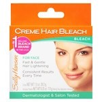 Sally Hansen Facial Hair Creme Bleach
