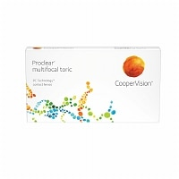 Proclear Multifocal Toric Custom Lens