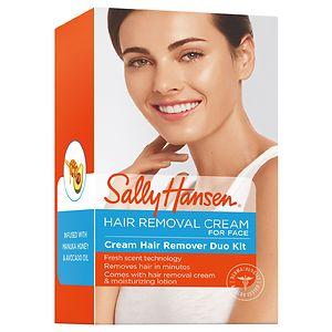 Sally Hansen Facial Hair Creme Remover, 2 oz